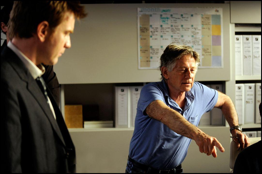 Imagen del director y el actor