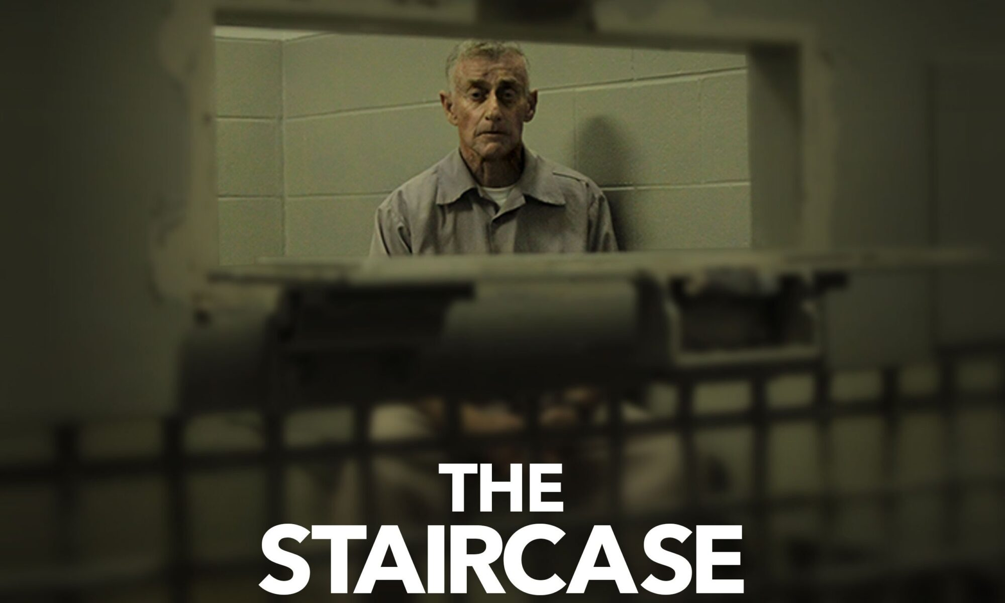 Carátula del film The staircase