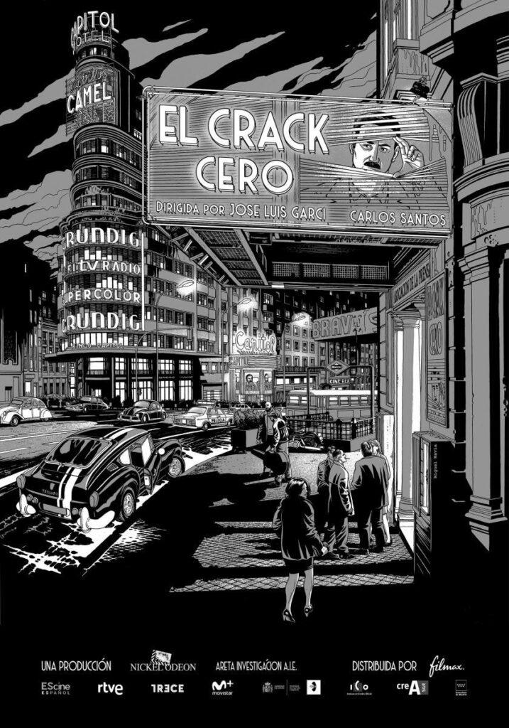 Carátula del film