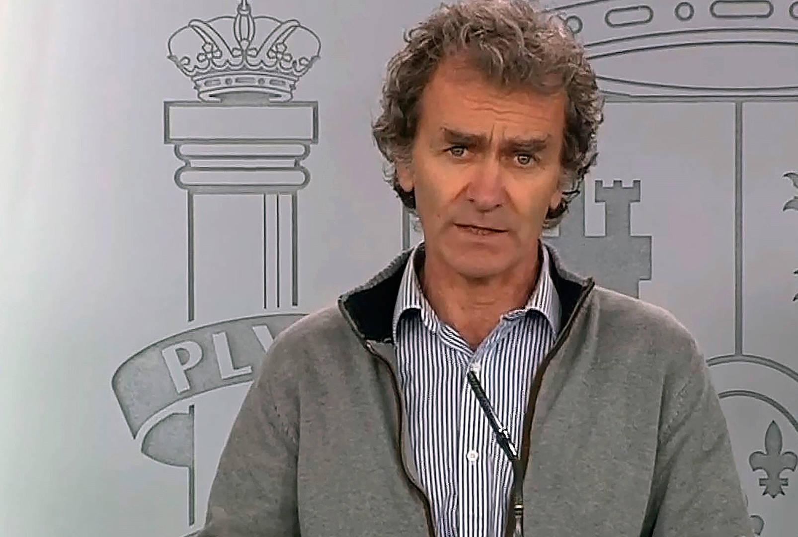 Dr. Fernando Simón