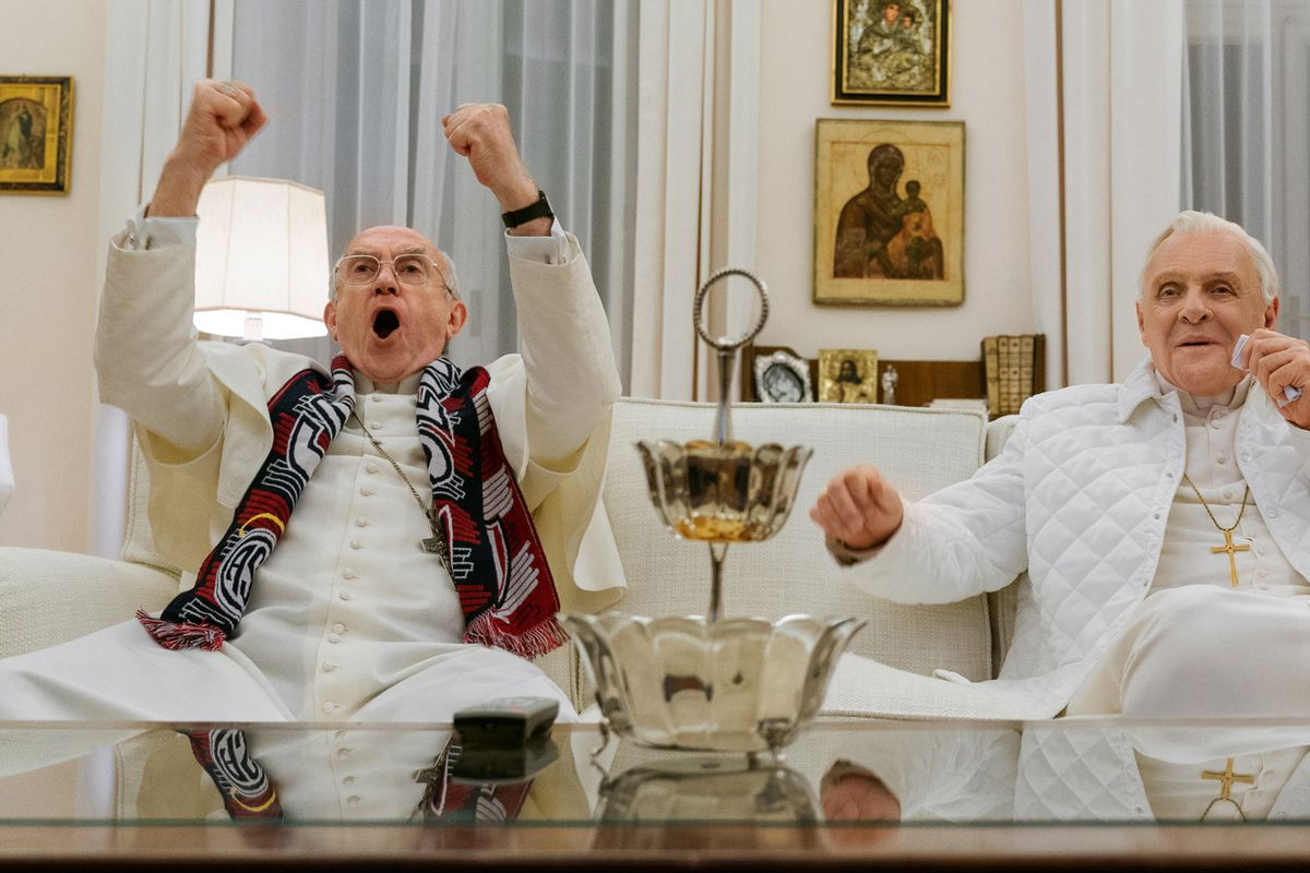 THE TWU POPES