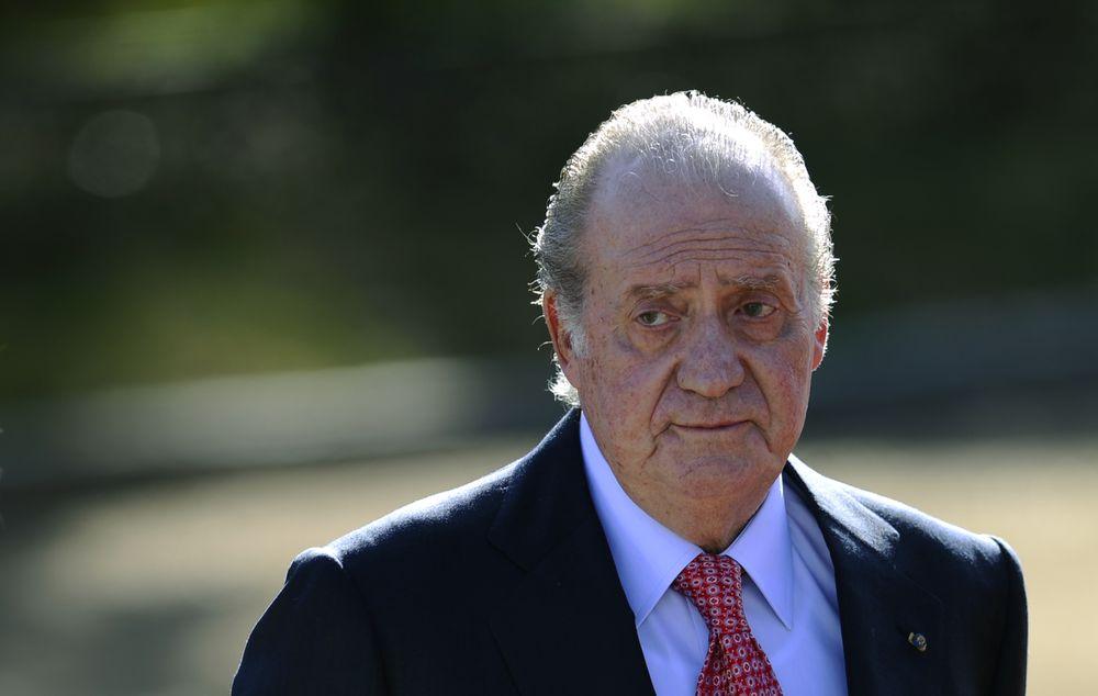 Juan Carlos, rey emérito